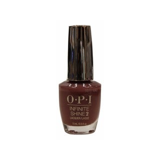 OPI Nail Lacquer Infinite Shine Linger Over Coffee