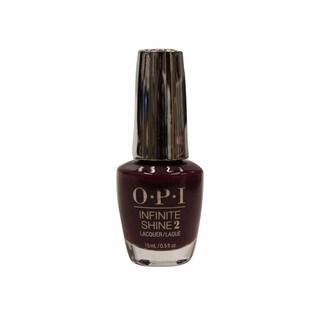 OPI Nail Lacquer Infinite Shine Stick to Your Burgundies
