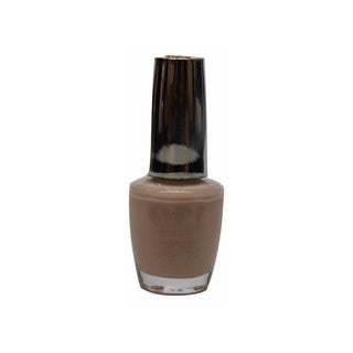 OPI Nail Lacquer Infinite Shine Staying Neutral on This One