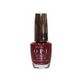 OPI Nail Lacquer Infinite Shine Got the Blues for Red