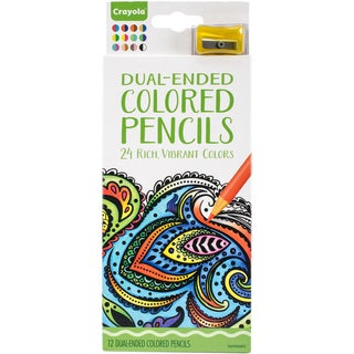 Dual Ended Pencil Set 12/Pkg-