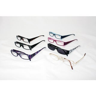 Women's 7-piece Fashion Readers Set