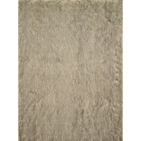 59da7efc606 Buy Faux Fur Area Rugs Online at Overstock | Our Best Rugs Deals
