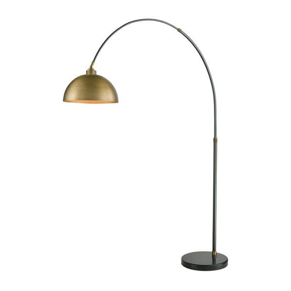 Diamond Lighting Magnus Bronze Finish Floor Lamp