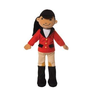 Manhattan Toy Groovy Girl Velvet Cotton Special Edition Doll
