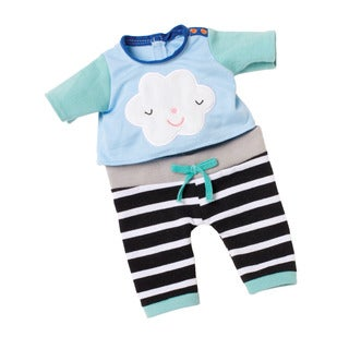 Manhattan Toy Baby Stella Happy Little Cloud Outfit