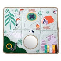 Manhattan Toy Camp Acorn Multicolored Cotton Play Floor Map