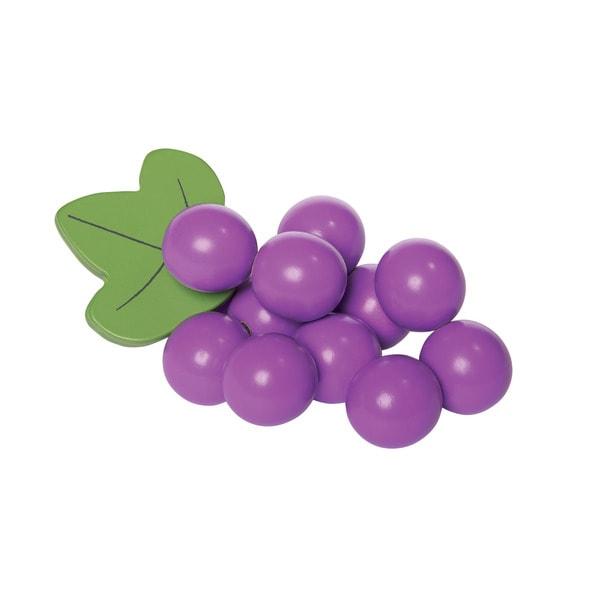 Manhattan Toy Baby Farmer's Market Grape Beads Developmental Toy