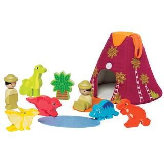 Manhattan Toy Jurassic Adventure Playset