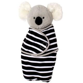 Manhattan Toy Swaddle Baby Koala Accessory