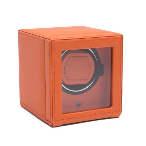WOLF Orange Cub Single Winder with Cover