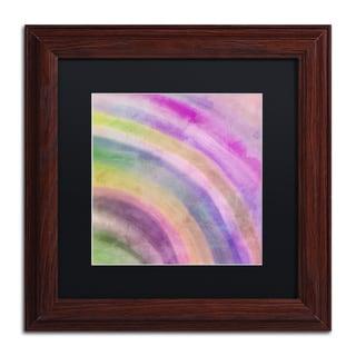 Color Bakery 'Hot' Matted Framed Art