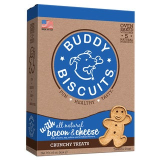 Buddy Biscuits Original Oven Baked Crunchy Dog Treats