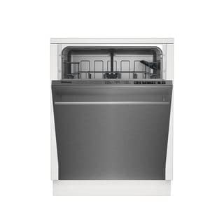"24"" Stainless Steel Tall Tub with Electronic Top Controls, 6 Programs and 14 Place Settings"