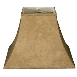 Royal Designs Square Bell Basic Lamp Shade, Mouton, 5 x 10 x 9