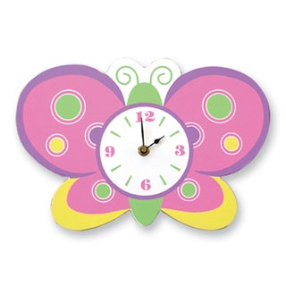 Shop Trend Lab Bunny Wall Clock Free Shipping On Orders