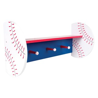Trend Lab Baseball Wall Shelf
