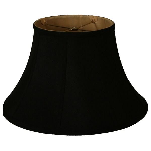 Royal designs shallow bell basic lamp shade blackgold 6 x 13 x 85 royal designs shallow bell basic lamp shade blackgold 6 x 13 x 85 aloadofball Gallery