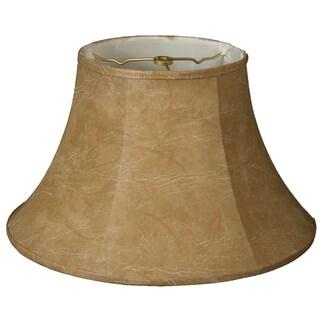 Royal Designs Shallow Bell Basic Lamp Shade, Mouton, 8.5 x 16 x 10.25