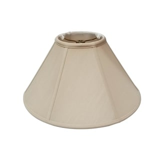 Royal Designs Empire Lamp Shade, Beige, 4.5 x 12 x 7.5, BS-706-12BG