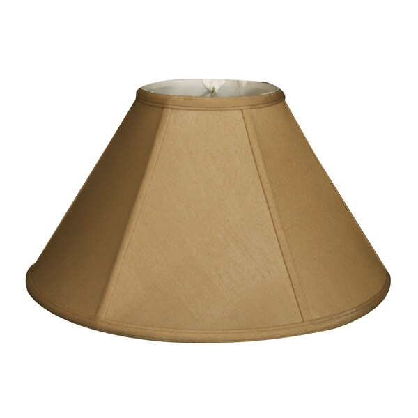 Royal Designs Empire Lamp Shade, Antique Gold, 4.5 x 12 x 7.5