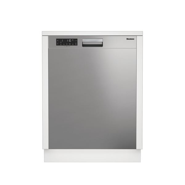 "24"" Stainless Steel Tall Tub with Electronic Front Controls, 5 Programs and 14 Place Settings"