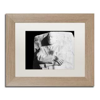 CATeyes 'MLK Memorial' Matted Framed Art