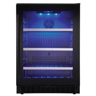 Danby Silhouette Select Series: 5.6 cu.ft. Capacity Integrated Beverage Center