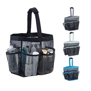 Tusk Storage Mesh Deluxe Shower Tote (2 options available)