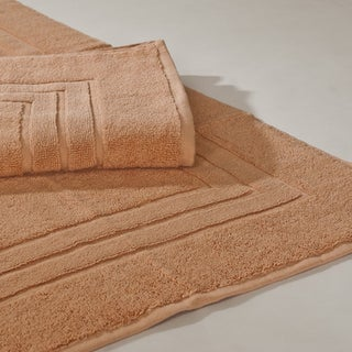 Homestead Textiles 900 GSM Bath Mats (Set of 2) (Option: Champagne)