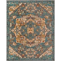 Colonial Home Vintage Medallion Area Rug - 7'10 x 10'3