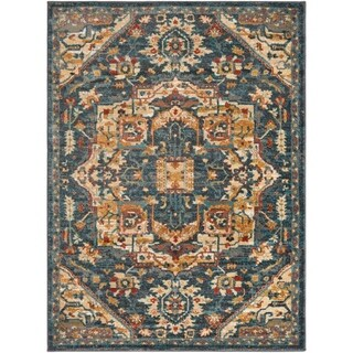 Colonial Home Vintage Colony2 Polypropylene Rug (2' x 3')