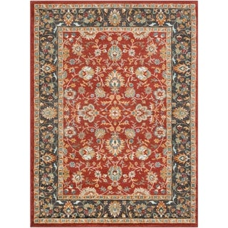 Colonial Home Vintage Colony11 Polypropylene Rug (2' x 3')