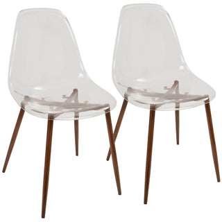 Clara Mid-century Modern Dining Chairs (Set of 2) (2 options available)