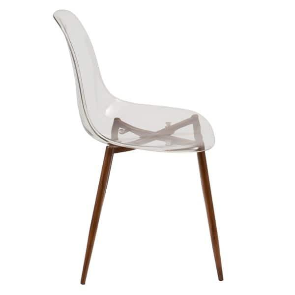 Tremendous Shop Carson Carrington Dusekarr Mid Century Modern Dining Ncnpc Chair Design For Home Ncnpcorg