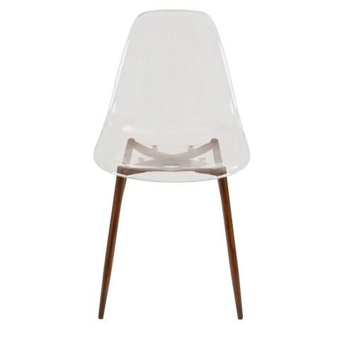 Clara Mid-century Modern Dining Chairs (Set of 2)