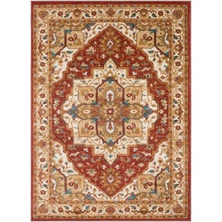 "Colonial Home Vintage Colony5 Polypropylene Rug (5'3"" x 7'3"")"