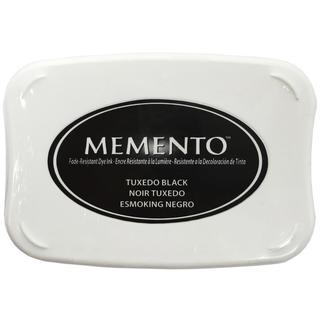Tsukineko Memento Tuxedo Black Ink Pad