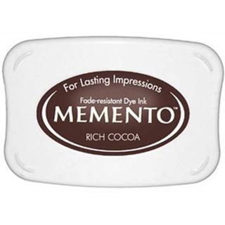 Tsukineko Memento Rich Cocoa Ink Pad