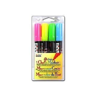 Uchida Bistro Assorted Chalk Markers (Pack of 4)