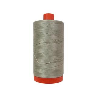 Aurifil Beige Egyptian Cotton Thread Spool
