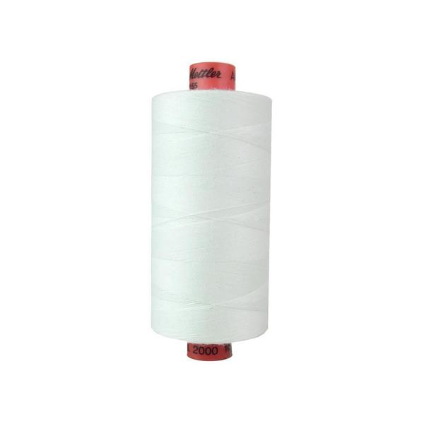 Metrosene White All Purpose 1094-yard Thread