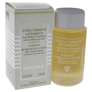Sisley Purifying 4.2-ounce Re-Balancing Lotion with Tropical Resins Combination & Oily Skin