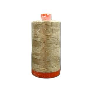 Aurifil Mako Wheat Cotton 50-weight 1300-meter Thread