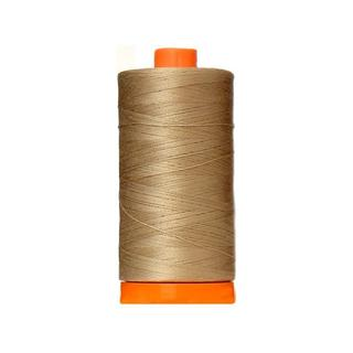 Aurifil Sand-colored Egyptian Cotton Thread