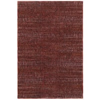 Oliver & James Parada Red Tonal Area Rug - 3'3 x 5'2