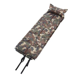 Connectable Self-Inflating Sleeping Pad (Camouflage) https://ak1.ostkcdn.com/images/products/14806922/P21325336.jpg?impolicy=medium