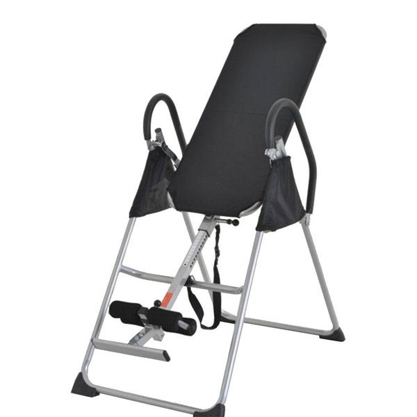 Routine Fitness Equipment Steel Inversion Machine A Type Black