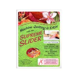 LaPierre Studio Free Motion Supreme Slider