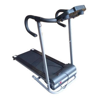 High Quality Professional Fitness Equipment Treadmill US Plug Black and Grey
